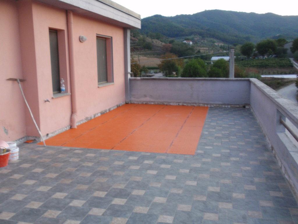 Emejing impermeabilizzazione terrazze pavimentate gallery - Impermeabilizzazione terrazze pavimentate ...
